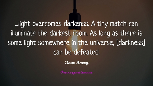 light dave barry SOM