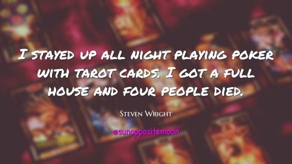 tarot cards SOM