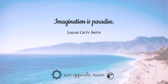 imagination is paradise SOM
