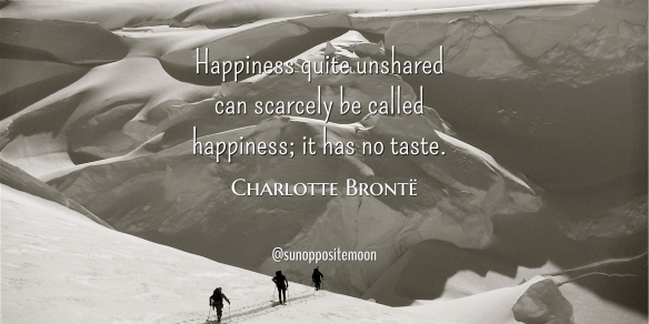 happiness quite unshared SOM