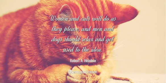 women and cats SOM