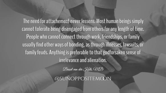 attachment SOM